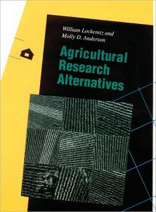 Agricultural Research Alternatives, Vol. 3